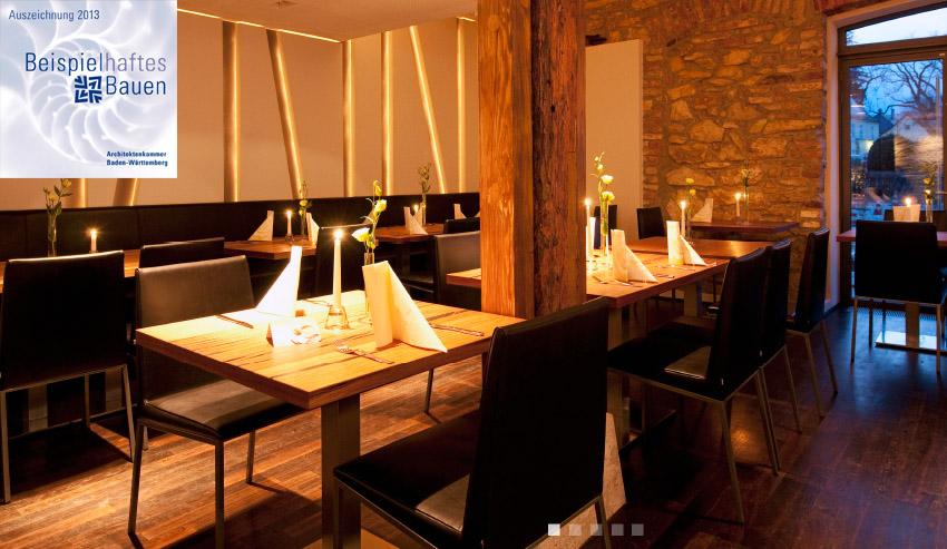 rupf innenarchitektur gmbh ulm hotel restaurant l wen